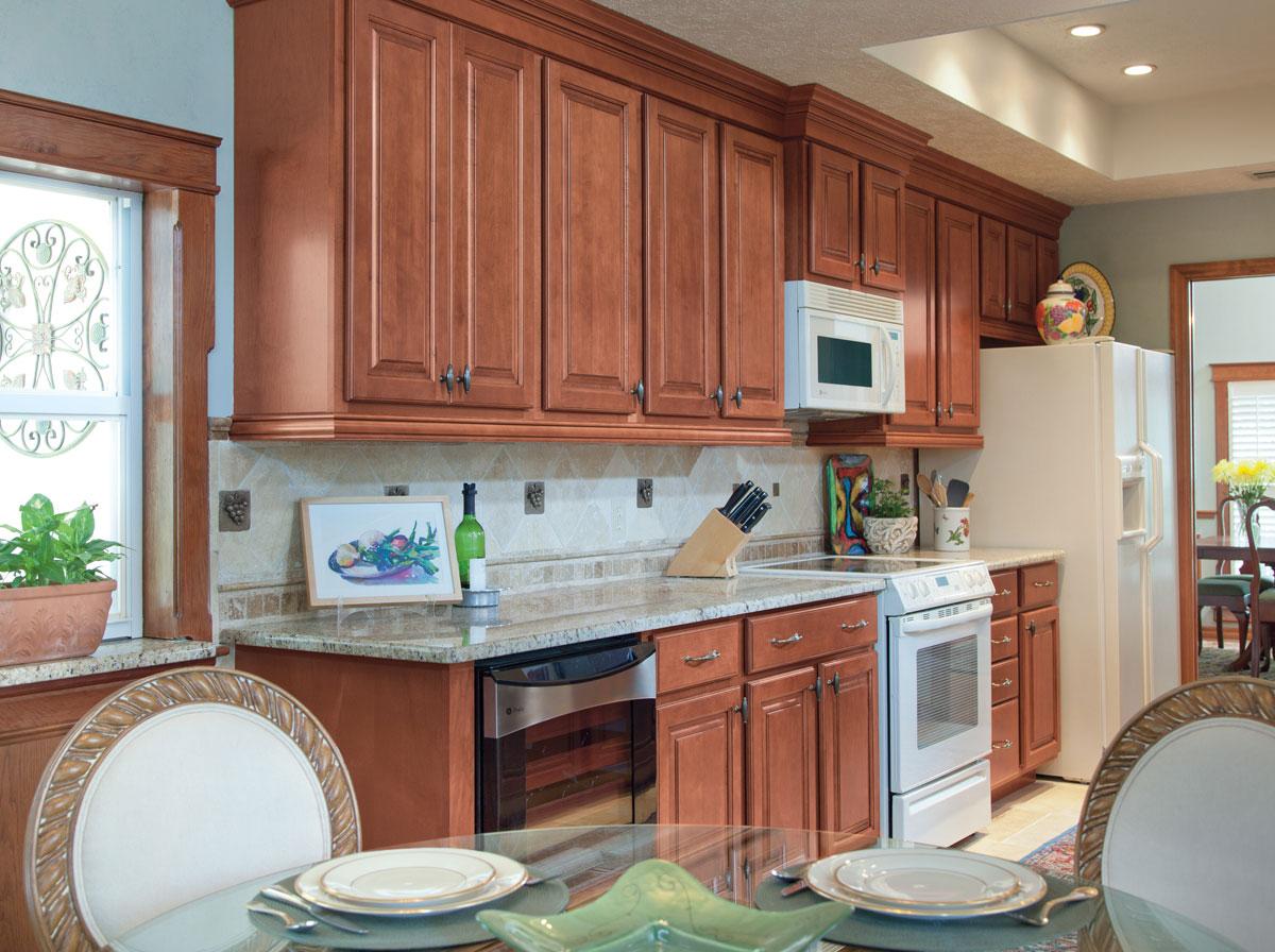 Waypoint Kitchen Style 510 In Maple