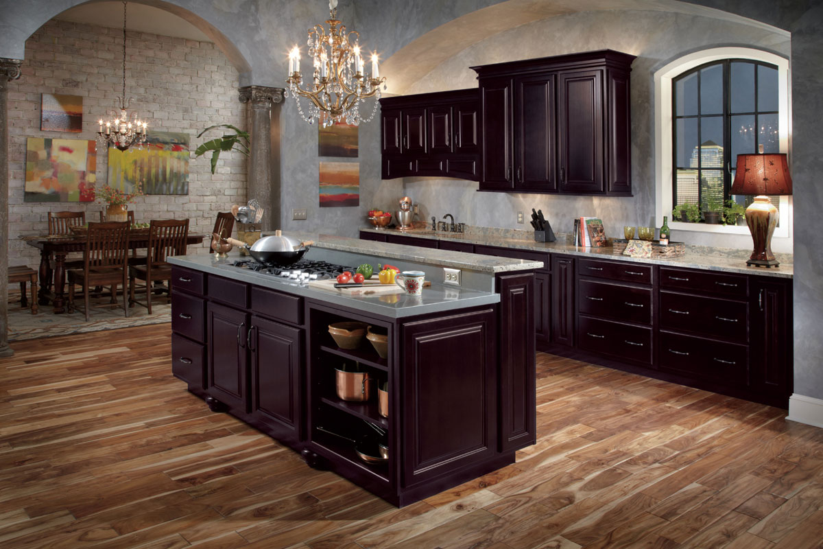 Waypoint Kitchen Style 510 in Maple Espresso