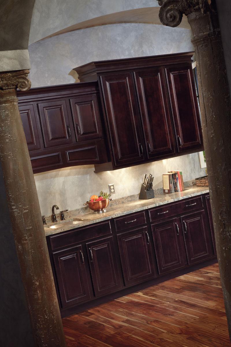 Waypoint Kitchen Style 510 in Maple Espresso