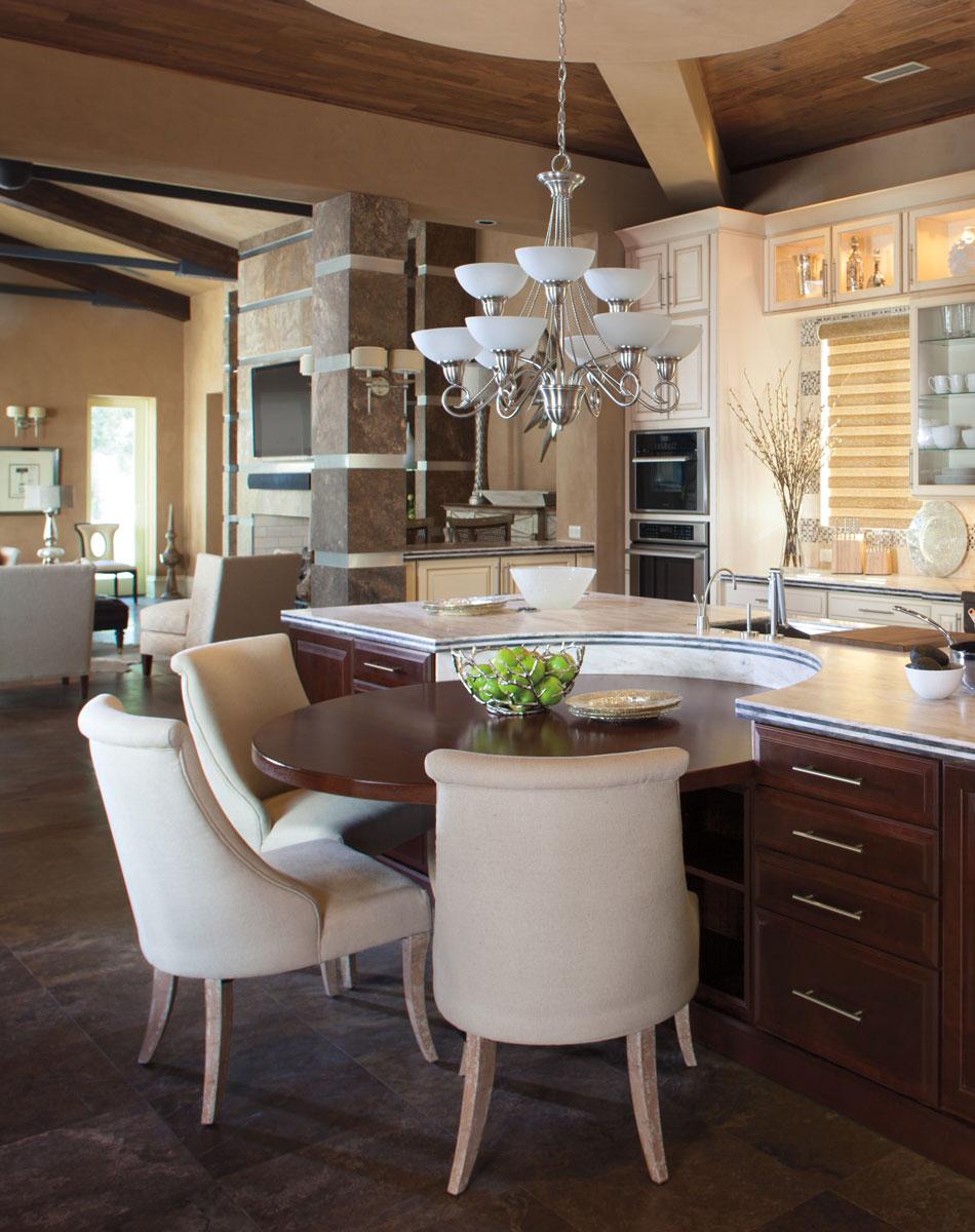 Waypoint Kitchen Style 610 in Painted Hazelnut Glaze