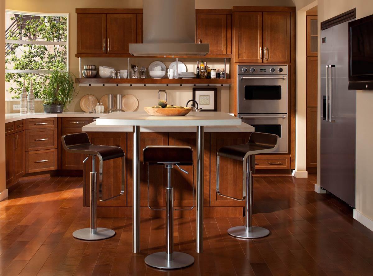 Waypoint Kitchen Style 630F in Cherry Spice