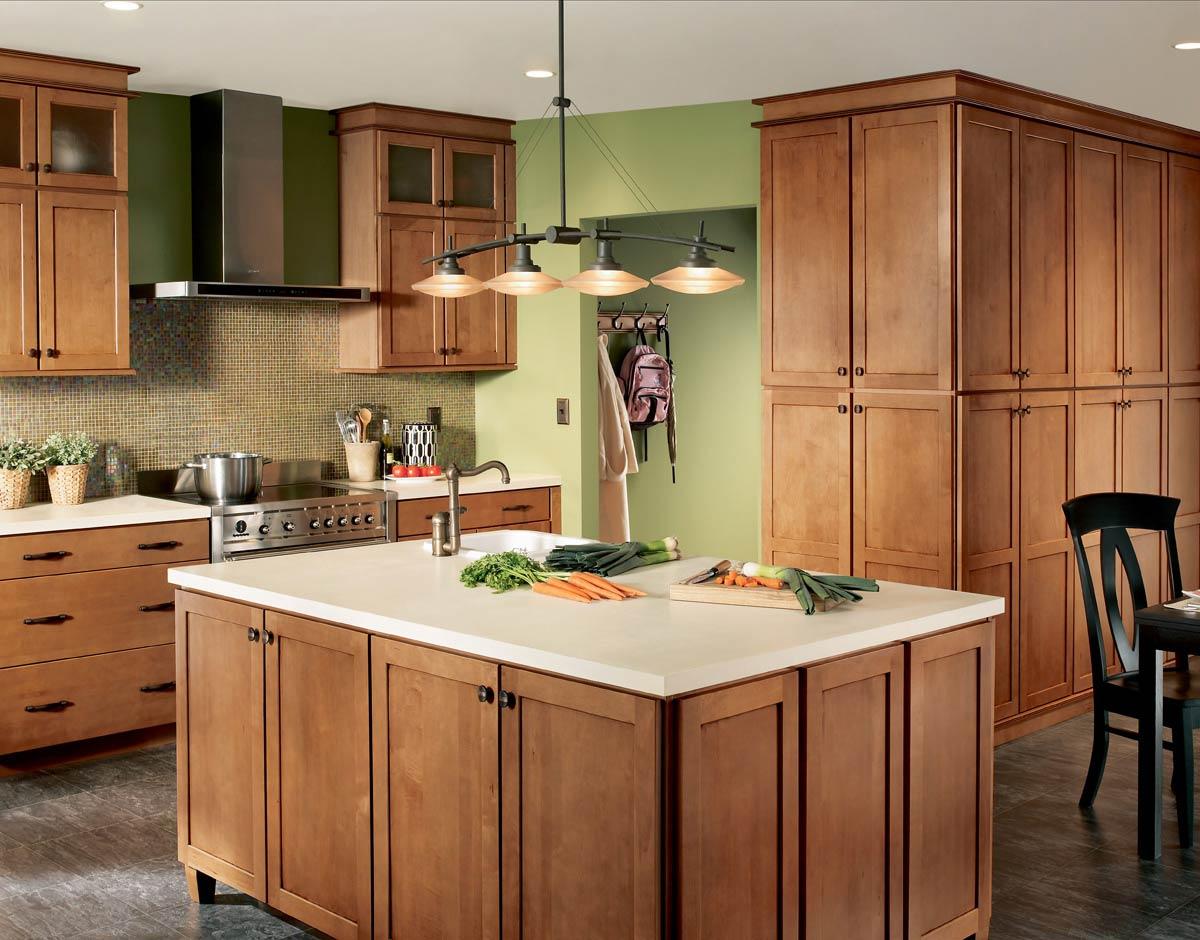 Waypoint Kitchen Style 630S Maple Mocha Glaze - Casa ...