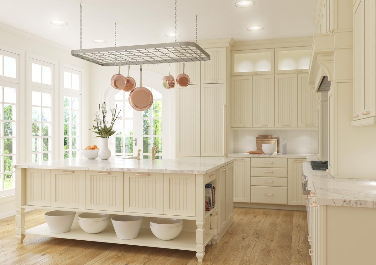 Waypoint Kitchen Style 644S in Painted Silk