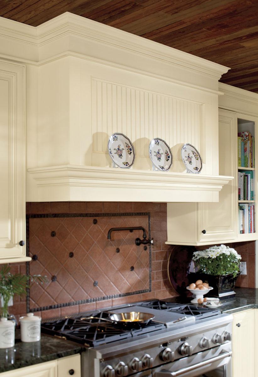 Waypoint Kitchen Style 720 in Painted Butterscotch Glaze