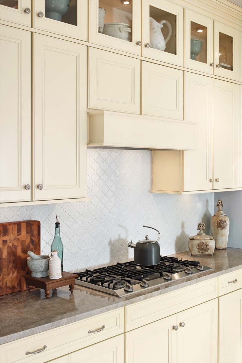 Waypoint Kitchen Style 750 in Painted Silk