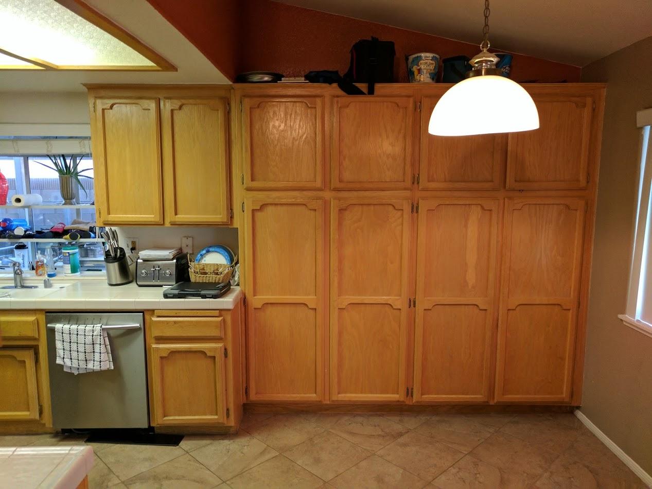kitchen remodel rosamond california