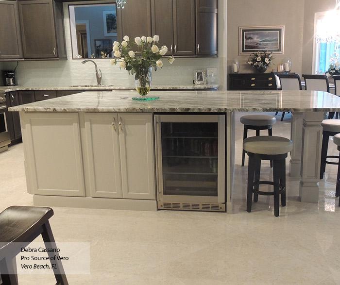Kitchen Cabinets Island Shelves Cabinetry White Walnut: Omega Kitchens