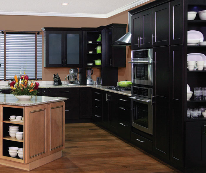 Java kitchen cabinets casa amazonas lancaster california for Amazon kitchen cabinets