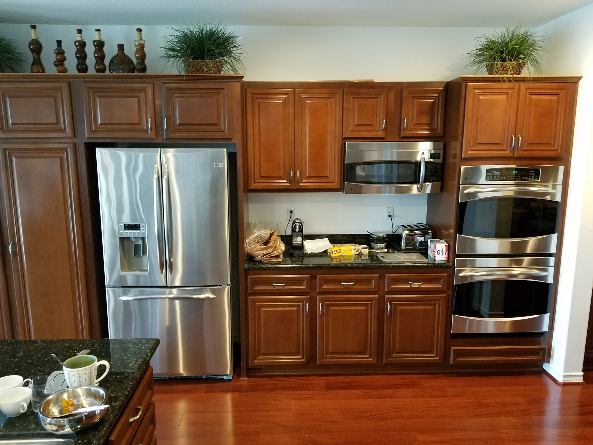 kitchen remodel stevenson ranch california