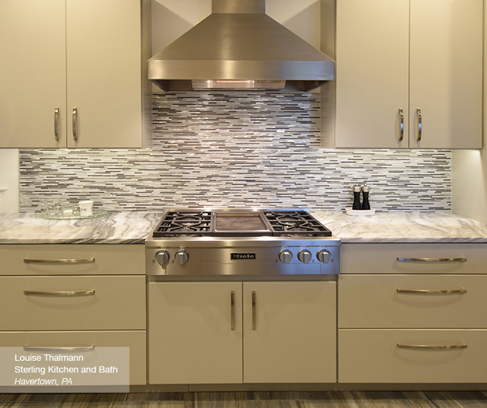 Modern Kitchen Light Grey Cabinets 3 Casa Amazonas Lancaster California