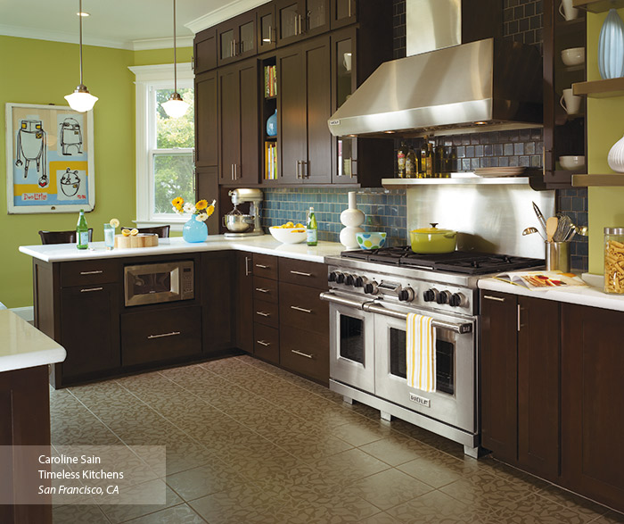 Shaker Style Cabinets Contemporary Kitchen Casa Amazonas Lancaster California
