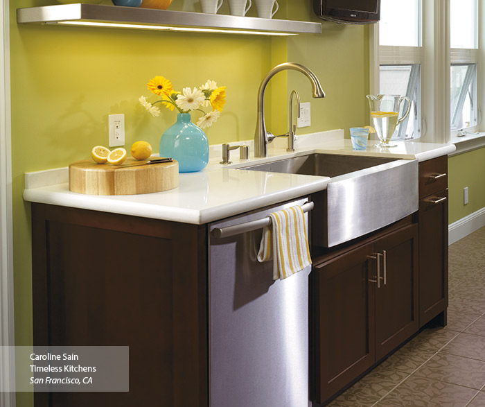 Shaker Style Cabinets Contemporary Kitchen 3 Casa Amazonas Lancaster California