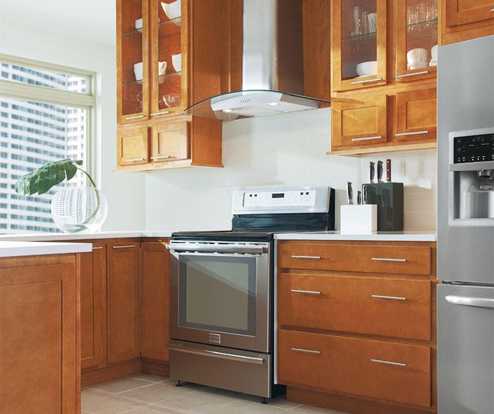 Shaker Style Kitchen 4 Casa Amazonas Lancaster California