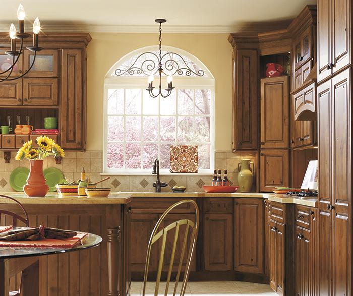 Black Kitchen Cabinets Rustic: Diamond Rustic Alder Cabinets