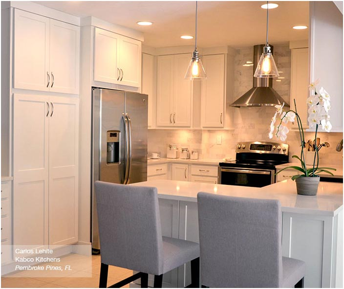 kitchen cabinetry designs with a modern and efficient twist rh casaamazona com